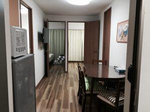 Kaminarimon 4F whole floor 3 bedrooms 2 bathrooms 2 toilets